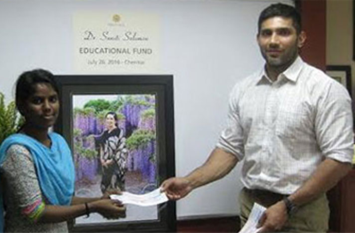 SS Educational Fund